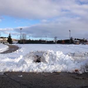 stadio selva piana con neve 8