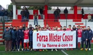 La Torre Magliano in campo per il concittadino Vincenzo Cosco