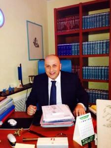 L'avvocato Luigi Iosa