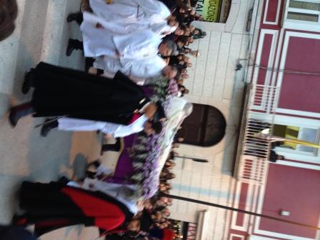 la processione del venerdi' santo a campobasso