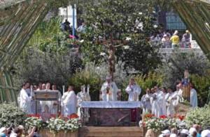 Altare di Papa Francesco