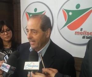 L'ex pm ed ex Ministro Antonio Di Pietro