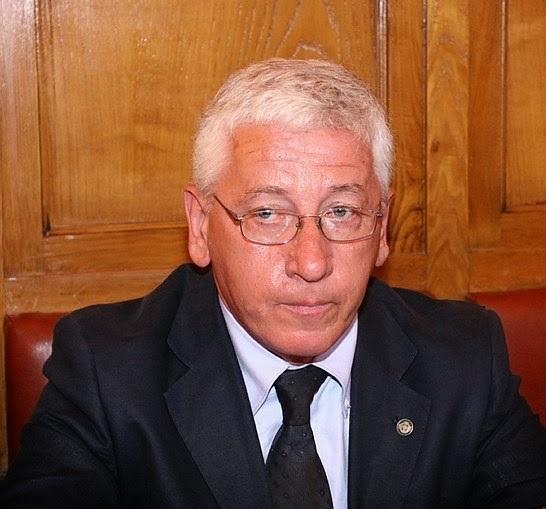 Il consigliere comunale Michele Ambrosio