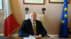 Il sindaco di Campobasso, Antonio Battista