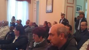 i cittadini presenti al consiglio comunale