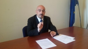 Il consigliere comunale Francesco Pilone