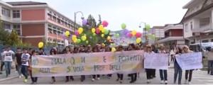 sciopero scuola isernia