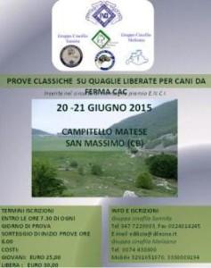 Locandina Evento - Gruppo Cinofilo
