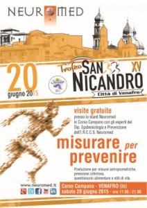 locandina venafro Trofeo San Nicandro