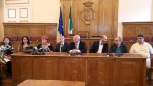 La presentazione dell'iniziativa che dovrebbe far riconoscere i 'Misteri' patrimonio dell'Unesco