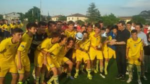La premiazione del Pescara