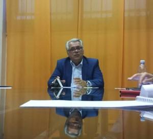L'ex Governatore Michele Iorio, oggi consigliere regionale d'opposizione
