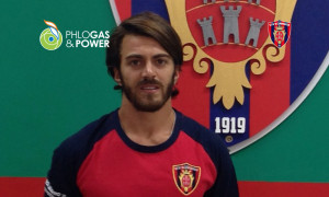 L'attaccante Jonathan Alessandro (foto sito ufficiale sito Campobasso)