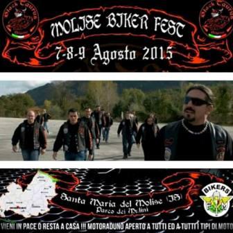 Photo of Tutto pronto per il 'Molise Biker Fest' la tre giorni di rock e motori: 7, 8 e 9 agosto torna il motoraduno a Santa Maria del Molise (photogallery)