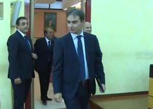 Il consigliere regionale Carlo Veneziale