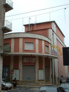 L'ex cinema Ariston di Campobasso