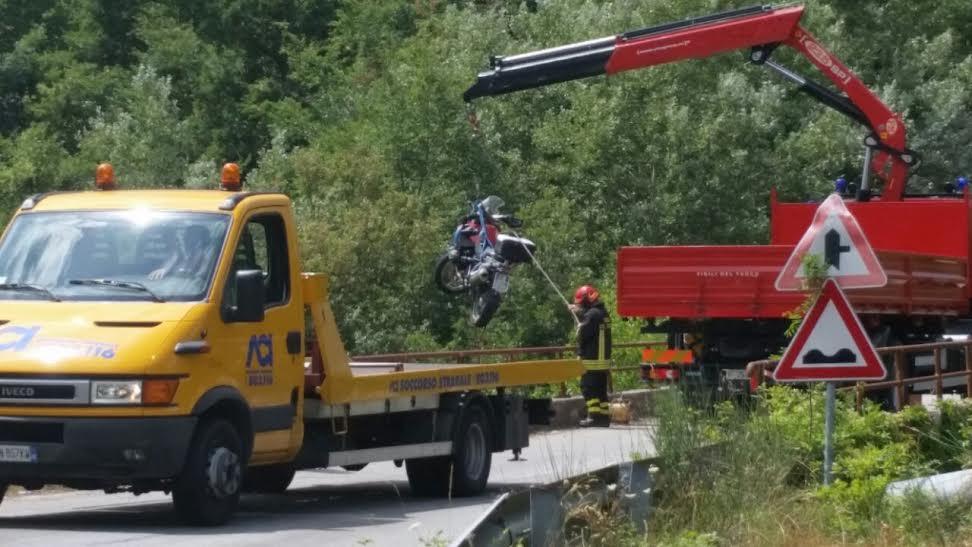 Photo of Guardiaregia: precipita con la moto da un ponte, muore il trentaseienne Renzo Felice, ingegnere di Campobasso