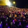 La pineta di San Giovannello affollata durante la seconda serata della festa