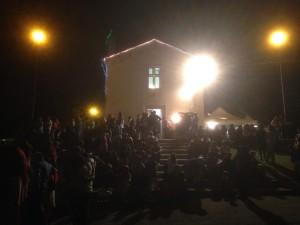 La festa a San Giovannello