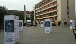 Campobasso, Piazza della Vittoria, selezioni del Grande Fratello.