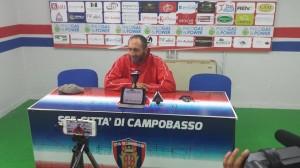 La conferenza stampa di Roberto Cappellacci