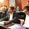 L'allenatore Francesco Farina durante una lezione a Coverciano