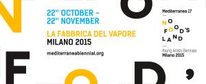 Il manifesto di 'Mediterranea 17', la Biennale dei Giovani Artisti dell'Europa e del Mediterraneo