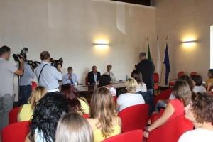 La conferenza stampa di presentazione della 'Notte dei Ricercatori'