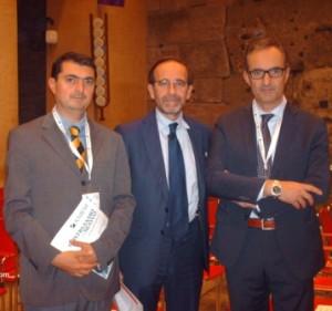 Presidente e Direttore ACEM con Vice Ministro Nencini