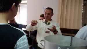 La Giornata Mondiale dell'alimentazione all'Agrario di Campobasso