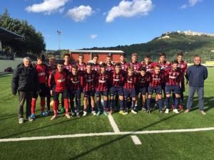 La juniores nazionale del Campobasso