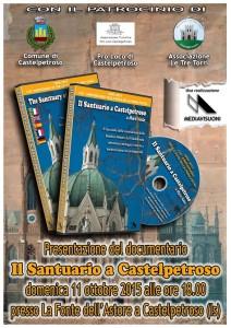 La locandina dell'evento di Castelpetroso