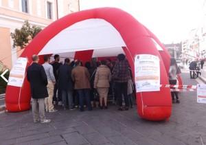 L'evento si terrà su Corso Vittorio Emanuele