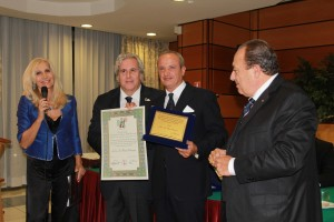 La premiazione di Mario Pietracupa