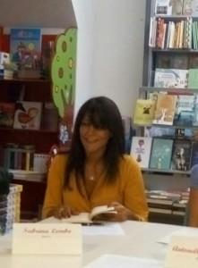 L'autrice Sabrina Lembo