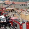 I soccorsi alla scuola di San Giuliano di Puglia nel 2002