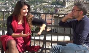 Sergio Marchetta con Sara Petrella