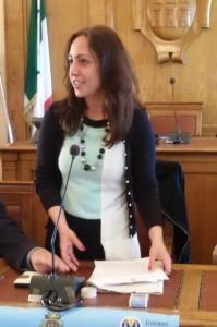 L'assessore alle Politiche per il Sociale, Alessandra Salvatore