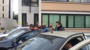 Formigli e Sequino vengono tradotti in carcere
