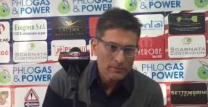 Massimiliano Favo, allenatore del Campobasso
