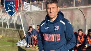 Massimiliano Favo è il nuovo allenatore del Campobasso