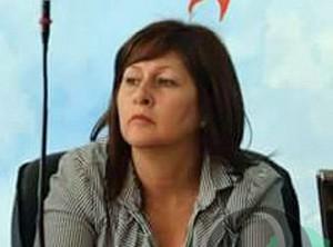Il sindaco di Pozzilli, Stefania Passarelli