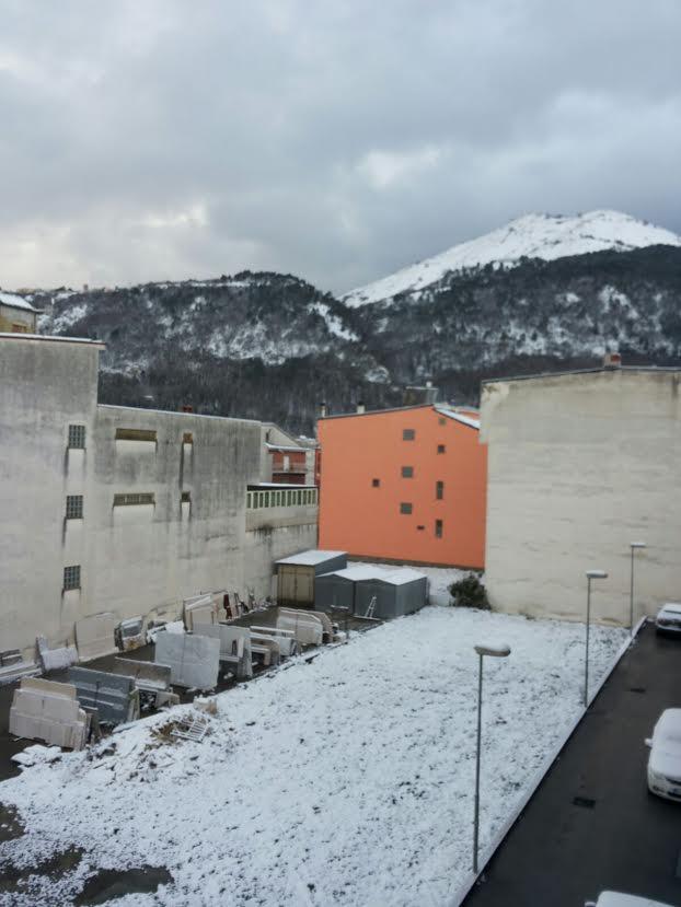 Veduta di Bojano (foto Oscar Colalillo)