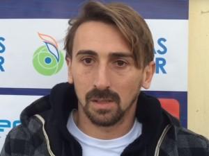 Michele Lanzillotta, centrocampista del Campobasso