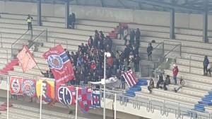 I tifosi del Campobasso a San Benedetto del Tronto
