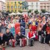 La manifestazione del Carnevale a Campobasso