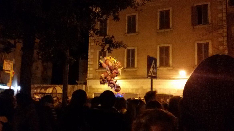 processione del venerdì santo a Campobasso