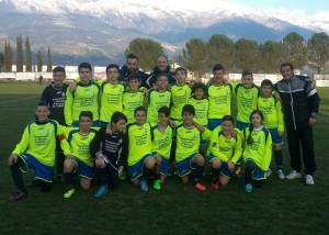 Real San Martino al torneo 'Udinese Academy Champions Cup'