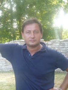 Il consigliere comunale di Campomarino, Antonio Saburro