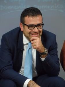 L'assessore alle Attività Produttive del Comune di Campobasso, Salvatore Colagiovanni